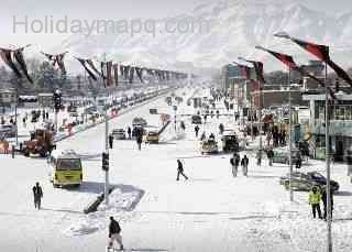 Mazari Sharif City of Afghanistan-0