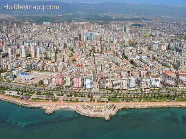 Mersin City Of Turkey-0