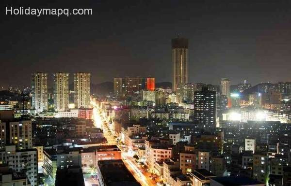 A City Guide To Dongguan-0