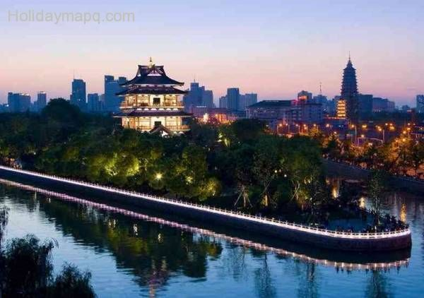 A City Guide To Zhentou-0