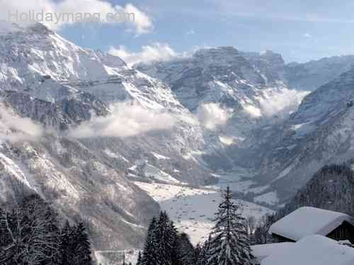 Braunwald (view on Glarnerland)