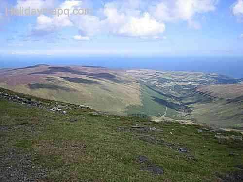 Snaefell Mountain top 2