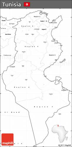 free-blank-simple-map-of-tunisia