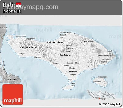 free-gray-3d-map-of-bali