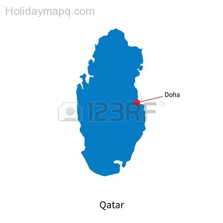 qatar-map-royalty-free-cliparts-vectors-and-stock-illustration-