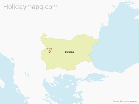 vector-map-of-bulgaria-free-vector-maps