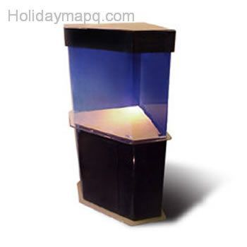 corner aquarium. Black Bedroom Furniture Sets. Home Design Ideas