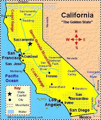 california-facts-map-and-state-symbols-enchantedlearning-com