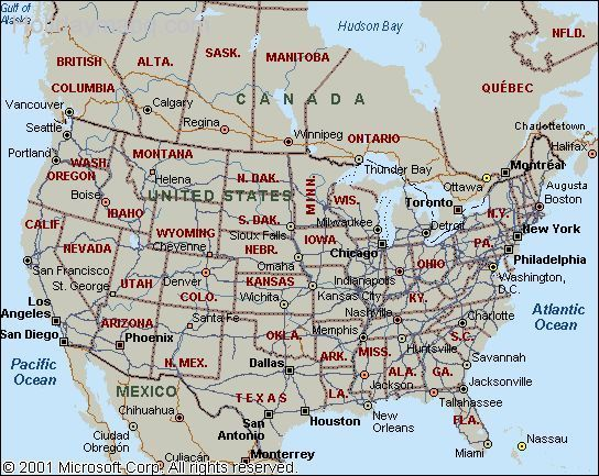 Us And Canada Map For Powerpoint powerpoint maps of the usa usa