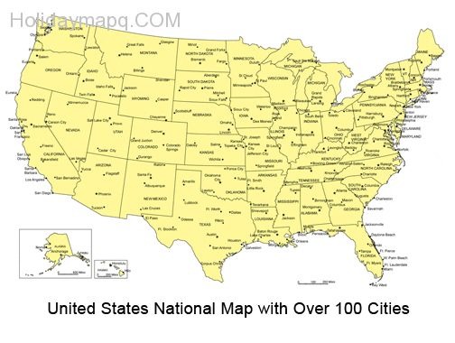 Usa cities and states for Best city to leave in usa