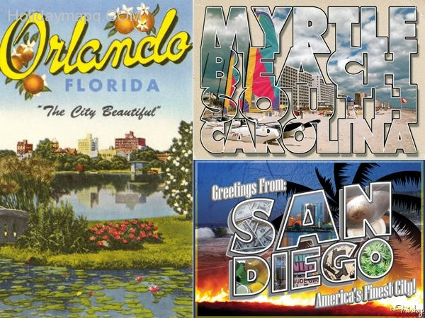 Top us cities to visit in summer