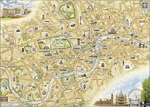 london-the-hand-drawn-wall-map-home-u0026amp-office-decoration-