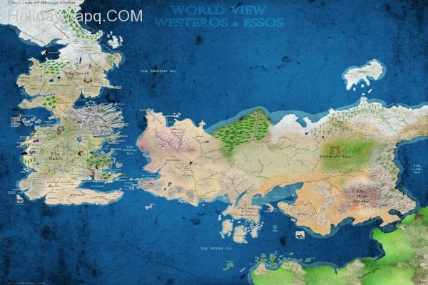 Map of game of thrones world map of images holidaymapq map of game of thrones world map of gumiabroncs