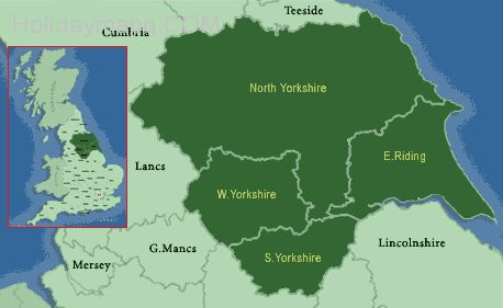 map-of-yorkshire-world-maps