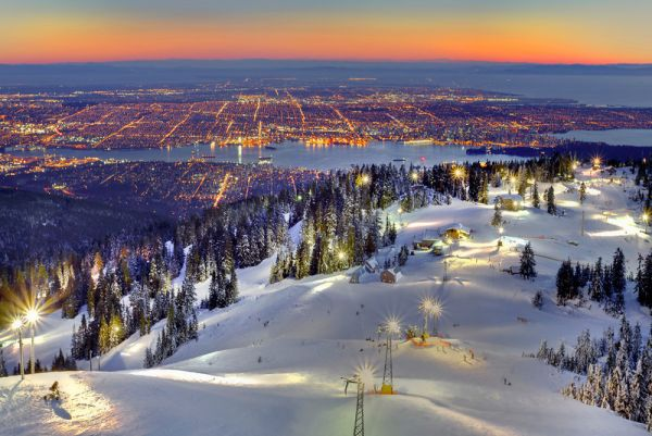 Best places to visit in usa in winter Best places to visit for christmas in usa