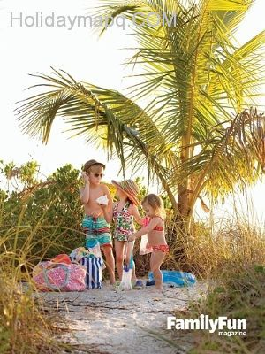 Us family vacation destinations