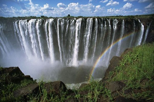 Best places to visit africa