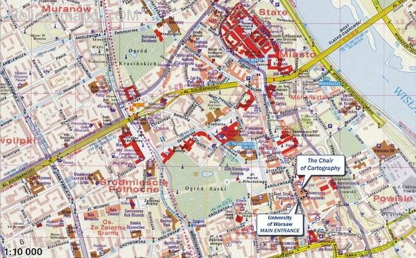 warsaw-tourist-map-warsaw-poland-u2022-mappery