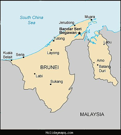 map-brunei-darussalam-centre-for-intercultural-learning
