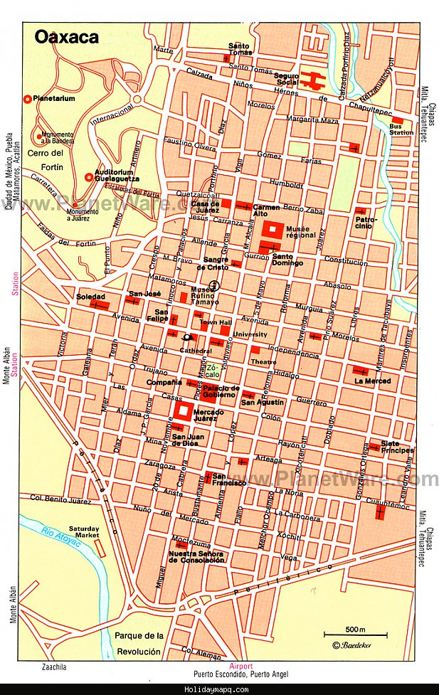 Mexico City Map Tourist – Tourist Attractions Map In Mexico