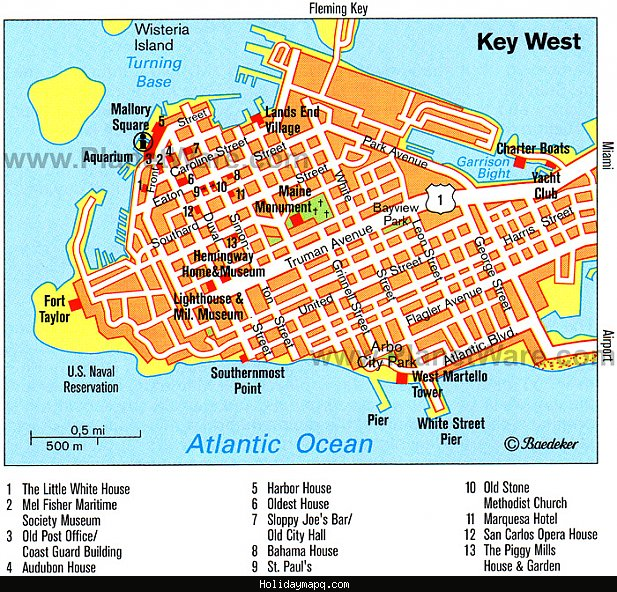 Miami Map Tourist Attractions – Iran Tourist Attractions Map