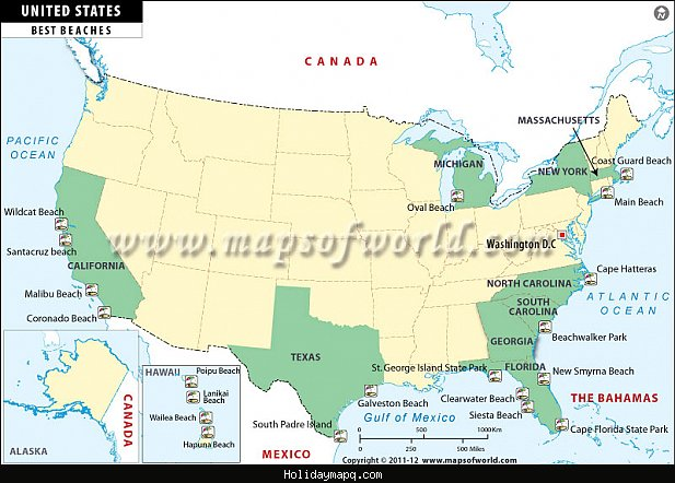 best-beaches-in-america-on-a-us-map-blog-of-maps-of-world