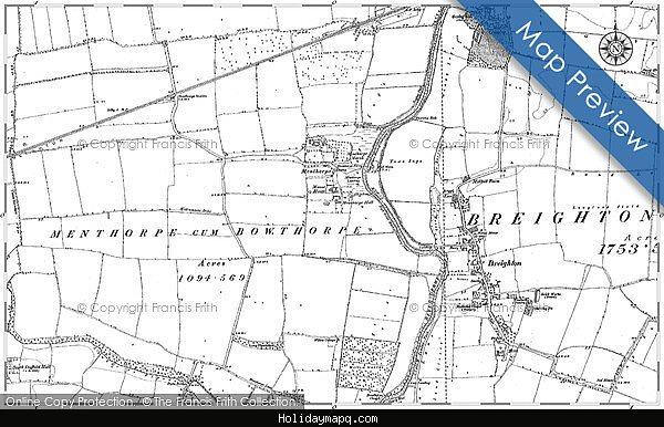 bowthorpe-hall-photos-maps-books-memories-francis-frith