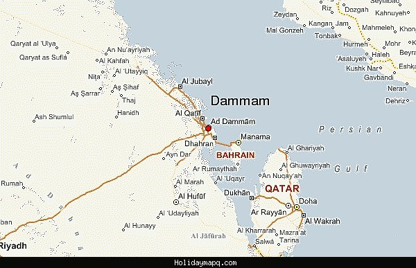 dammam-location-guide
