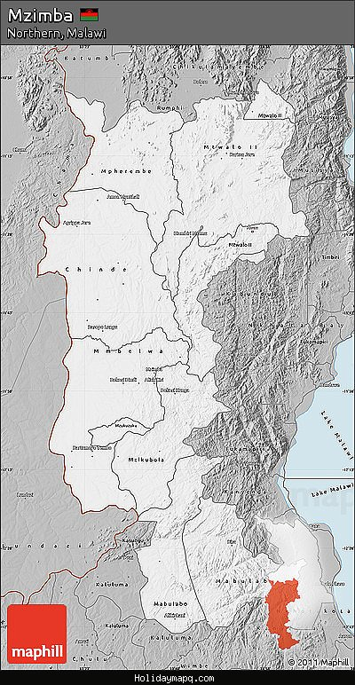 free-gray-map-of-mzimba