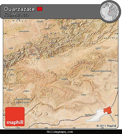 free-satellite-map-of-ouarzazate
