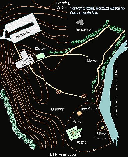nc-historic-sites-town-creek-indian-mound-town-creek-indian-mound