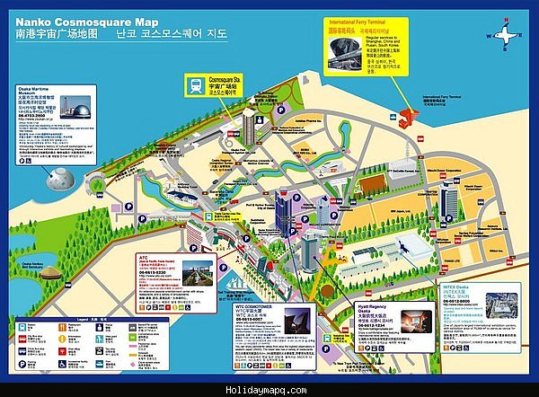 Taichung Map Tourist Attractions – Tourist Attractions Map In Raleigh Nc