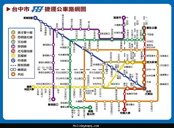 taichung-city-bus-map-taichung-u2022-mappery