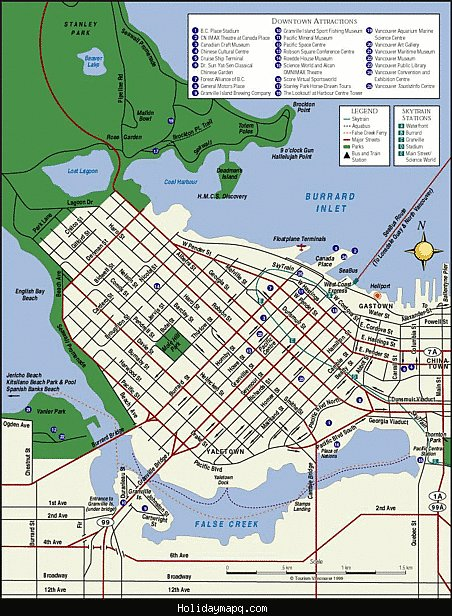 vancouver-tourist-map-vancouver-bc-canada-u2022-mappery
