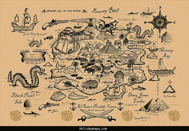 lost-island-treasure-map-brown-gerry-slabaugh-jpg