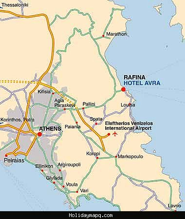 map-u0026amp-directions-avra-hotel-rafina-port-rafina-attica-greece-
