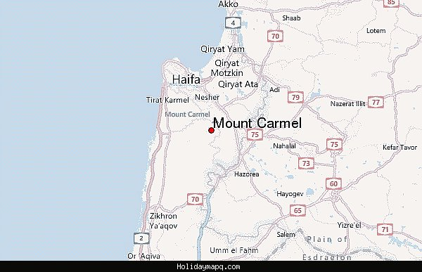 mount-carmel-mountain-information