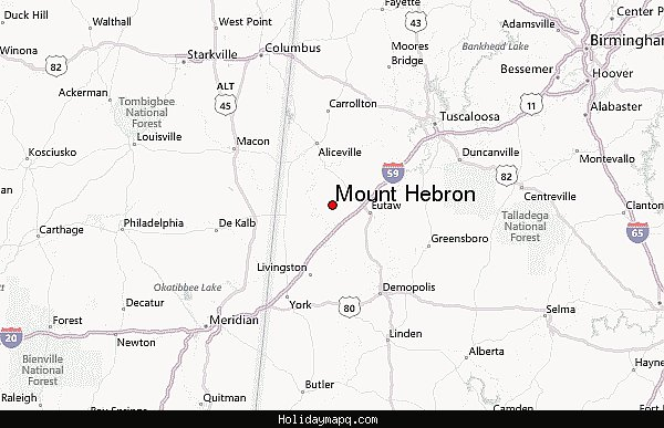 mount-hebron-alabama-weather-forecast