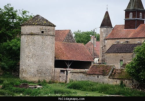 toutry-map-of-toutry-21460-france