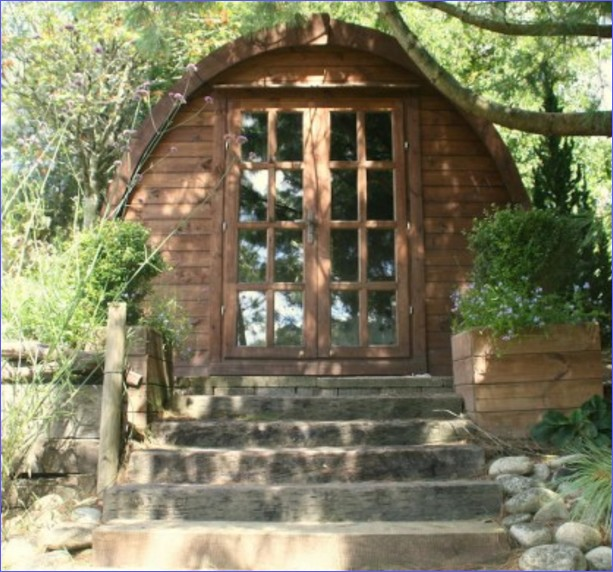 Cornwall, England Open all year From GBP £65 per night Cabins, Pod ...