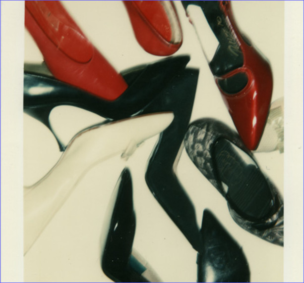 Georgina Goodman Love Shoes and Other Stories; Andy Warhol Still Life ...