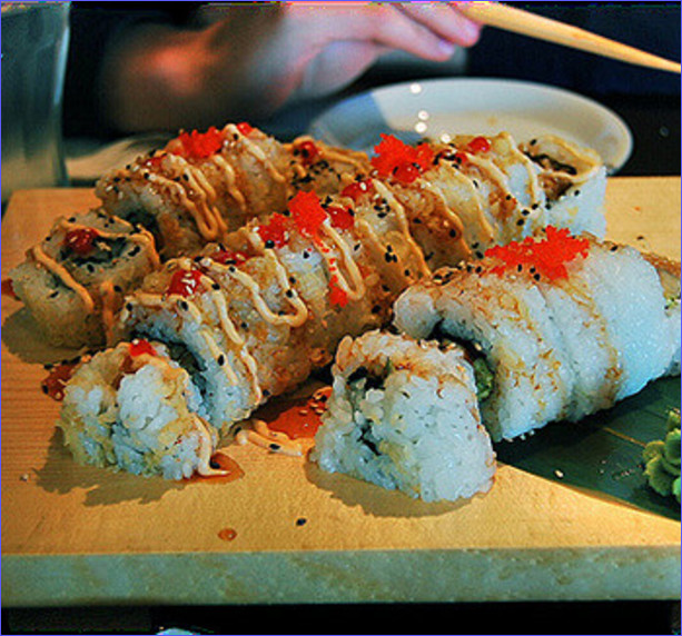 FRIDAY EATS: Winnipeg's AYCE Sushi Restaurants - Access Winnipeg