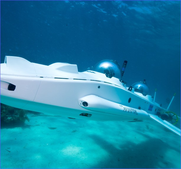 SPYMASTER INTRODUCES ORCASUB, MINI-SUBMARINES AND M1 PERSONAL ...
