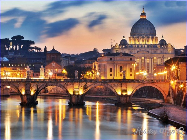 Travel guide to Rome  Friendly Booking