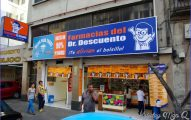 """One of a chain of pharmacies in Mexico City, Mexico, named """"Doctor ..."""