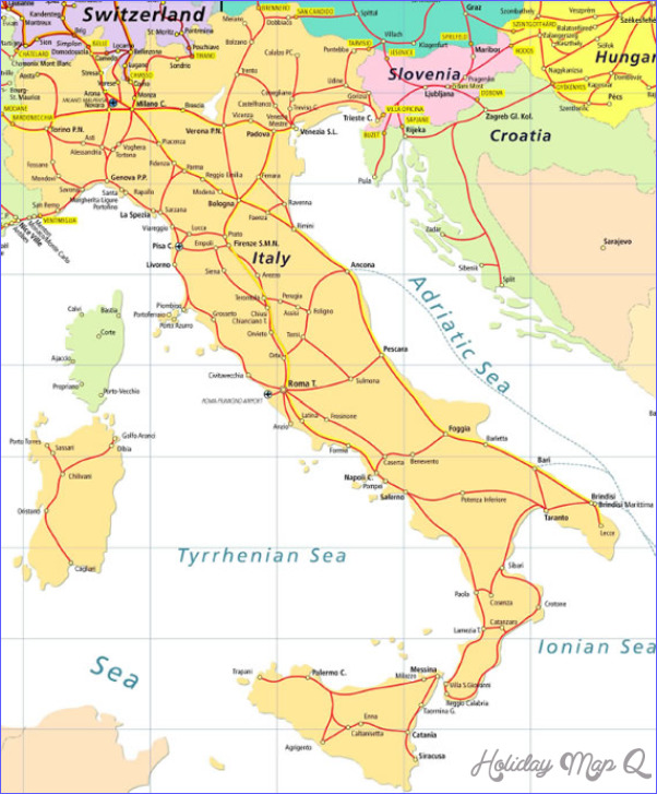 Italy Eurail Pass, Travel through Italy by Train - Great Rail Fares ...