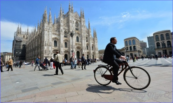 Ten reasons to live in Milan » This is Italy