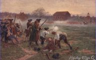 Battles of Lexington and Concord: Information from Answers.com