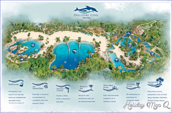 SeaWorld Discovery Cove Tickets, Florida Top Vacation Packages ...