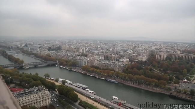 the best view of paris is from the top of the eiffel tower 65